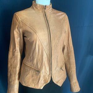 Banana Republic Leather Jacket